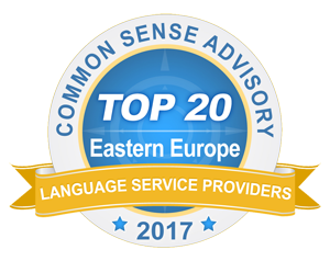 Top 20 Language Service Providers in Eastern Europe